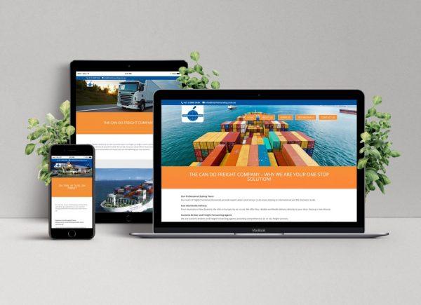 EcoExpress Website