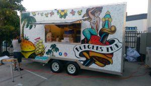 Food Van Graphics