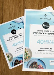 Foodclub Posters